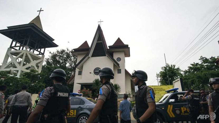 Indonesia boosts Christmas security over potential terror threat