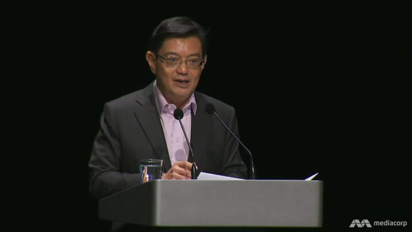 DPM Heng Swee Keat offers ideas to building a sustainable future