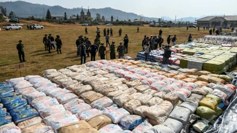 Commentary: Southeast Asia is now dominant in the illegal drugs trade
