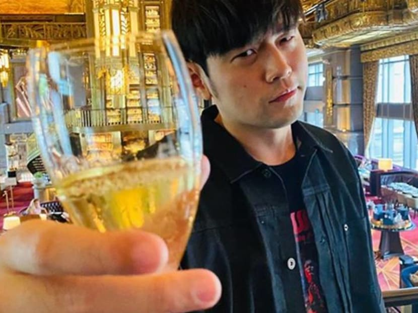 Jay Chou explores Singapore with Mum and treats local fans at Atlas