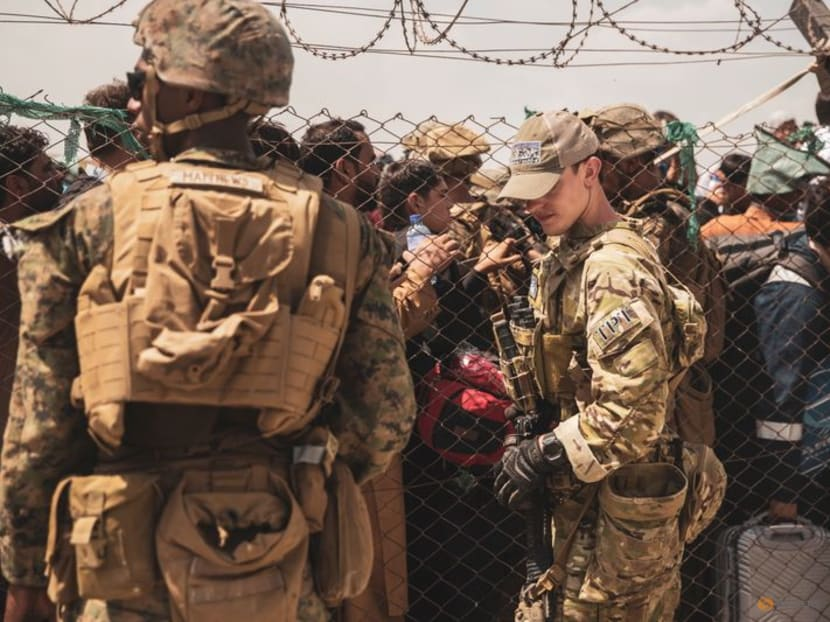 Germany says US, allies can't evacuate all Afghans by Aug 31