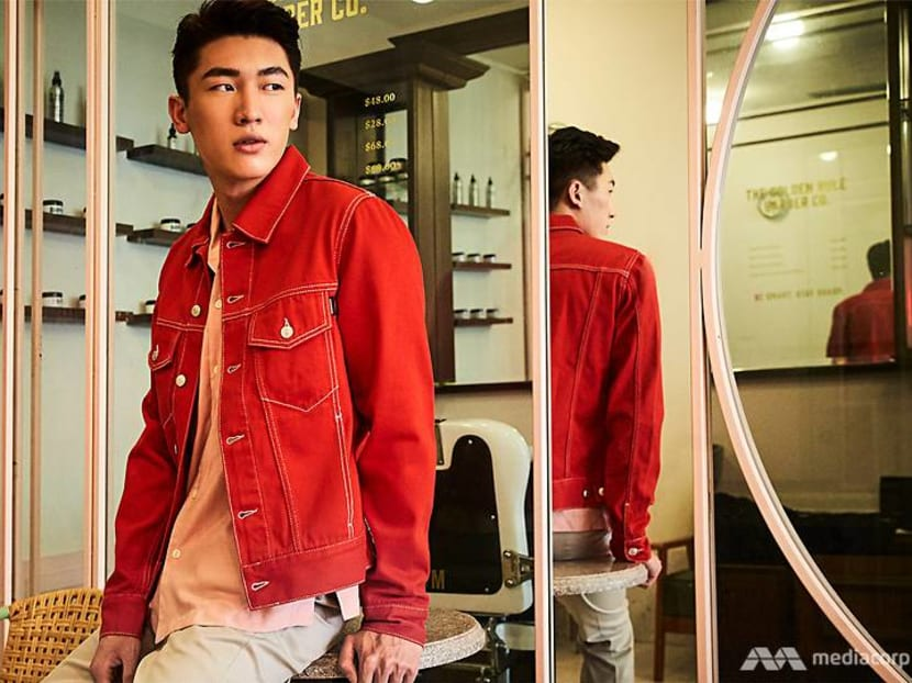 Men: How to pull off the colour red this Chinese New Year and look great