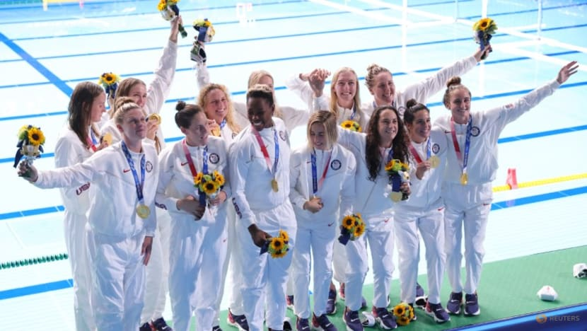 Water Polo: US women's team extend dominance with third consecutive gold