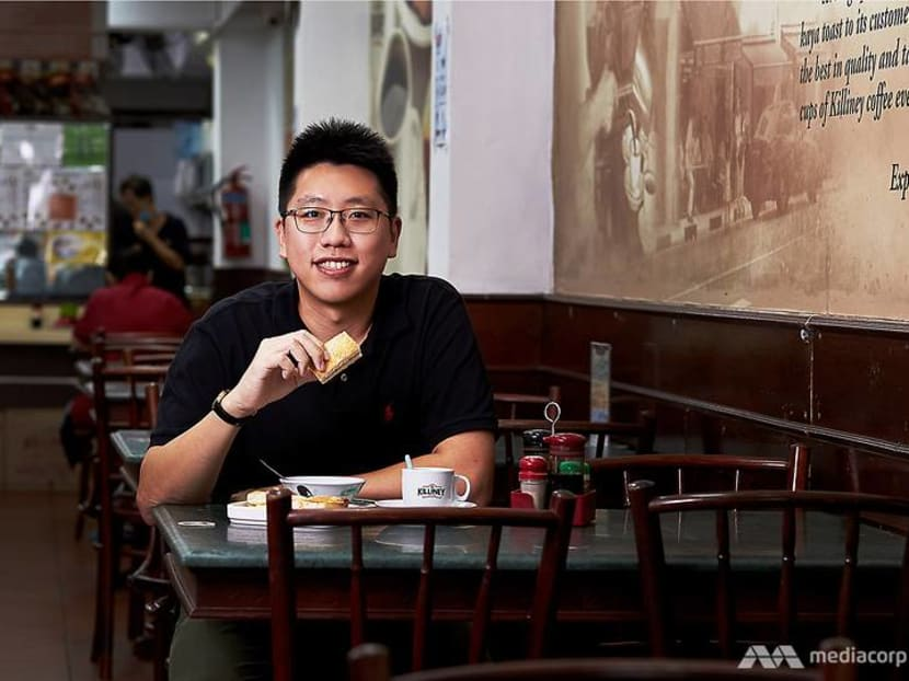 Meet the millennial leading Singapore icon Killiney Kopitiam into the future