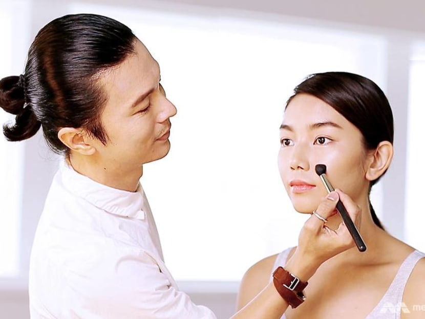 Clarence Lee's step-by-step guide to faking flawless skin