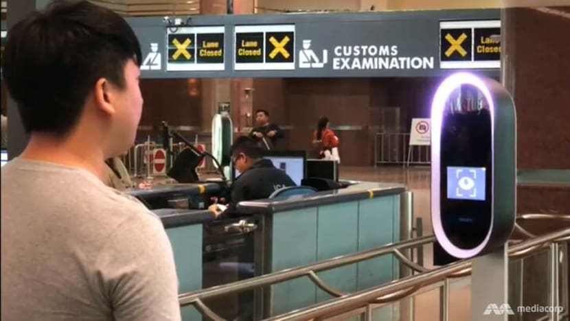 Iris, facial scanning trial for immigration clearance under way at Tuas Checkpoint