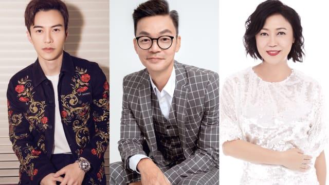 《团圆饭》公布演员阵容 王冠逸、李国煌及向云新年飙戏