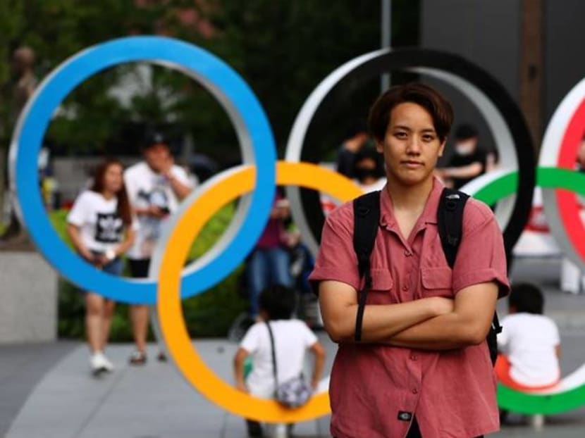 The Japanese boxer nurse who ran on a treadmill at the Olympics opening