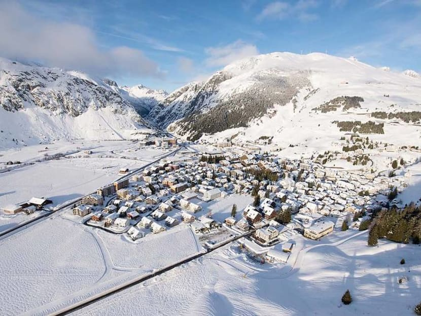 Fancy owning a carbon-neutral, luxury chalet in the Swiss Alps? Here's how