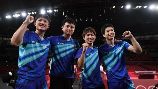 日本获乒乓男团铜牌 波兰夺男子50公里竞走冠军