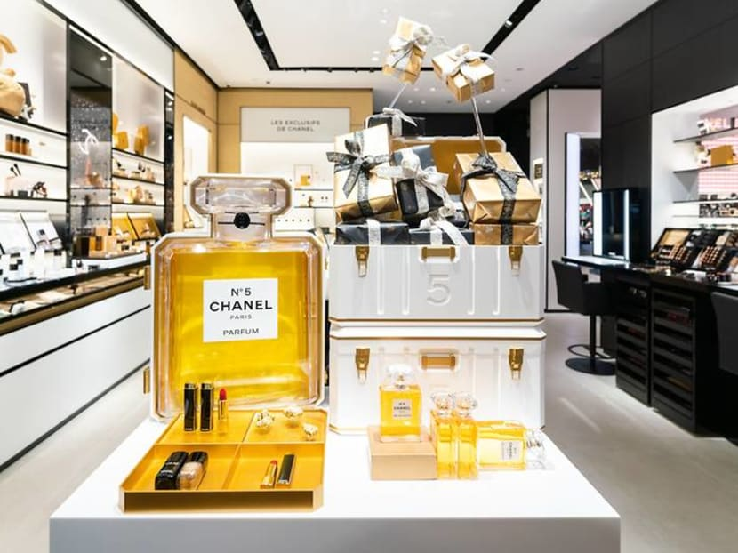 At ION Orchard, get a digital makeover at Chanel's new flagship beauty boutique