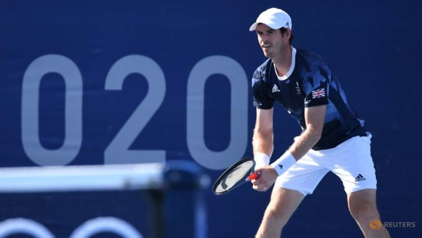 Olympics-Tennis-Murray chose to prioritise doubles over singles following scan