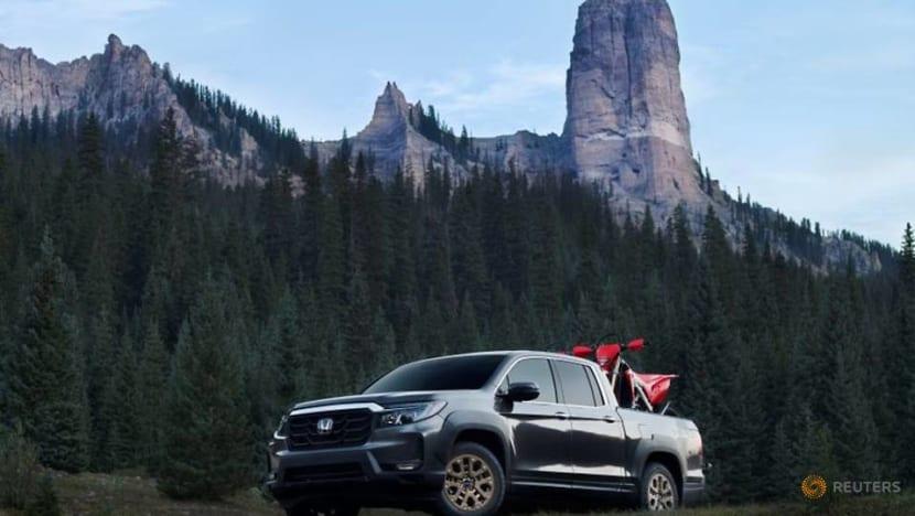 Honda makes a U-turn to catch US truck, SUV trend
