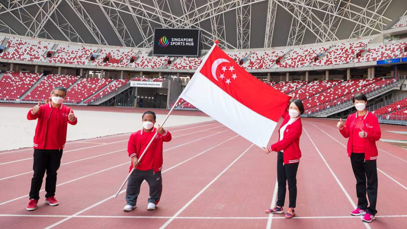 Team Singapore at the Tokyo Paralympics: Who and what to look out for