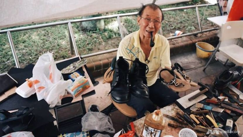 Lessons in business wisdom - from the cobbler of Waterloo Street