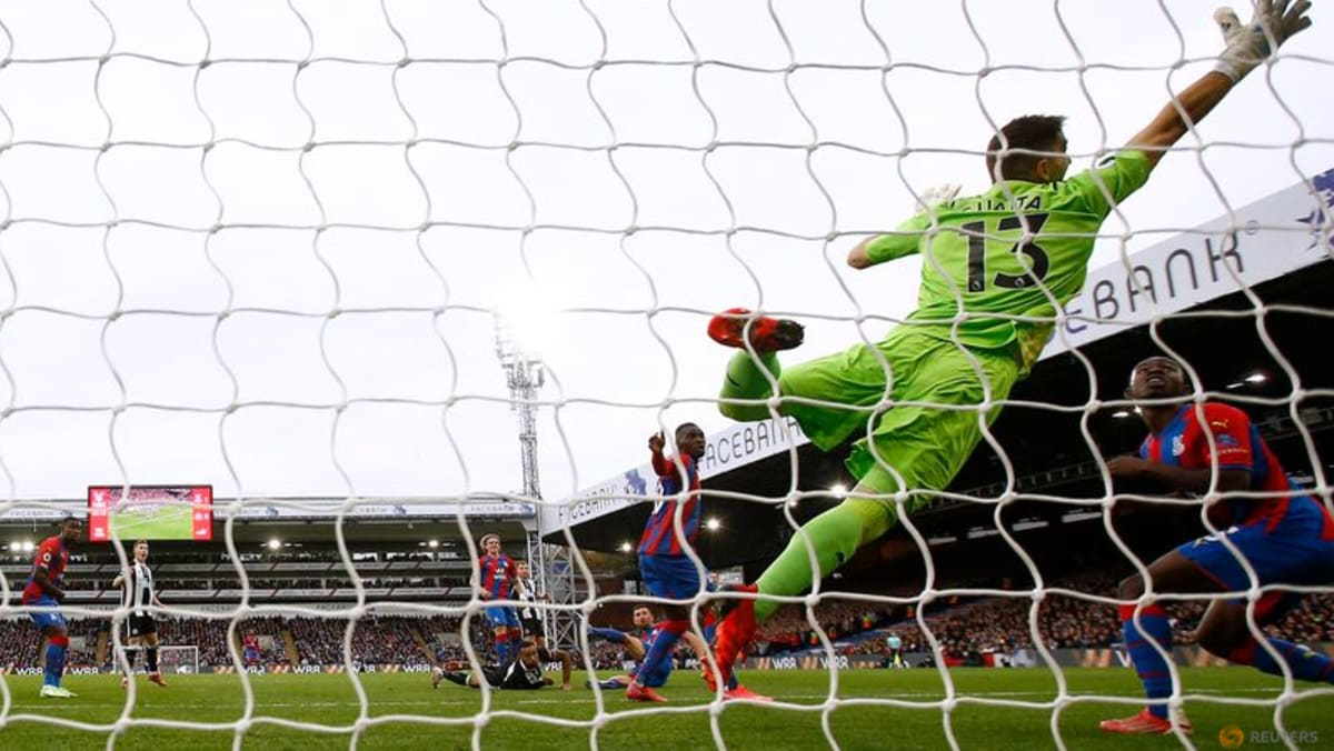 Newcastle frustrate Palace in 1-1 draw at Selhurst Park