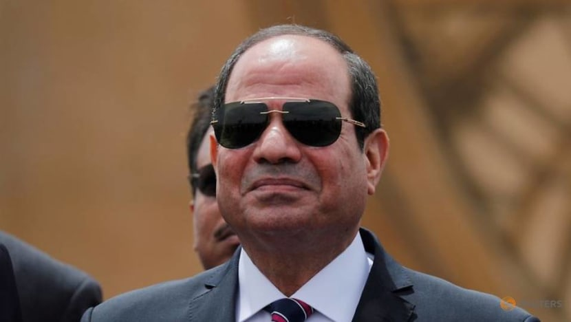 Egypt's Sisi, Biden discuss Gaza cease-fire, reconstruction