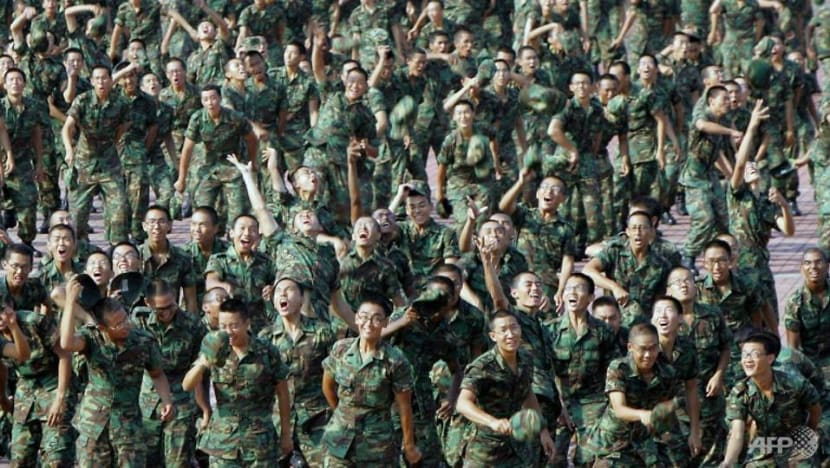 All NSFs, NSmen to get higher monthly NS allowance in recognition of contributions