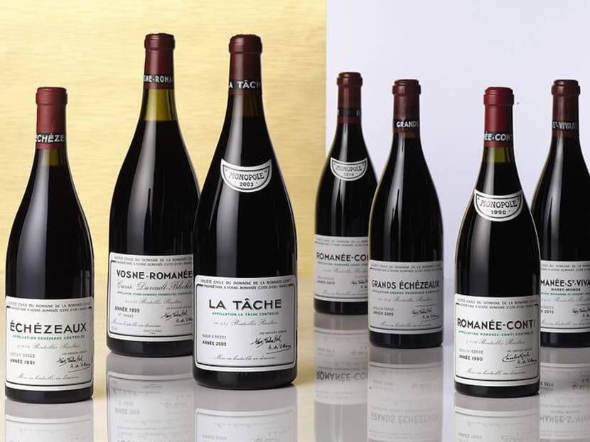 Which is the best wine to invest in right now? This estate is ruling the auctions