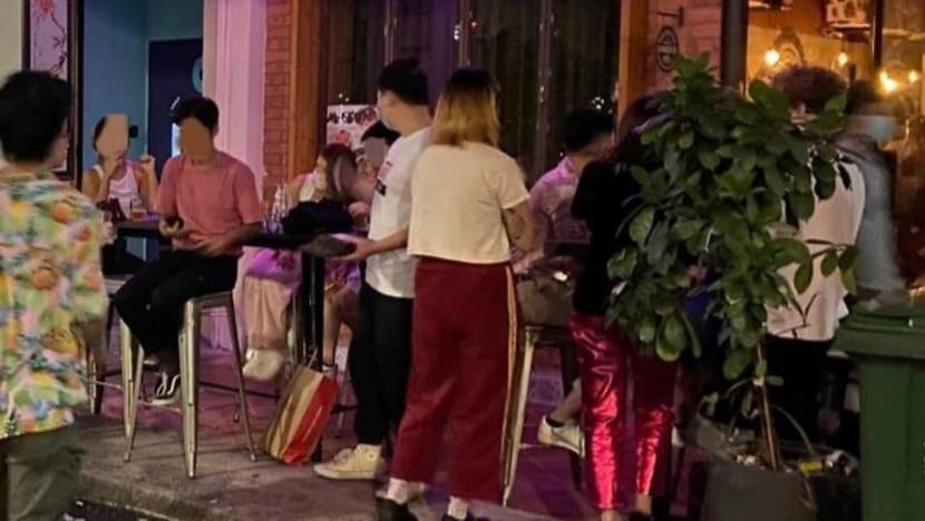 2 Amoy Street bars ordered to cease operations, fined for breaching COVID-19 safety measures