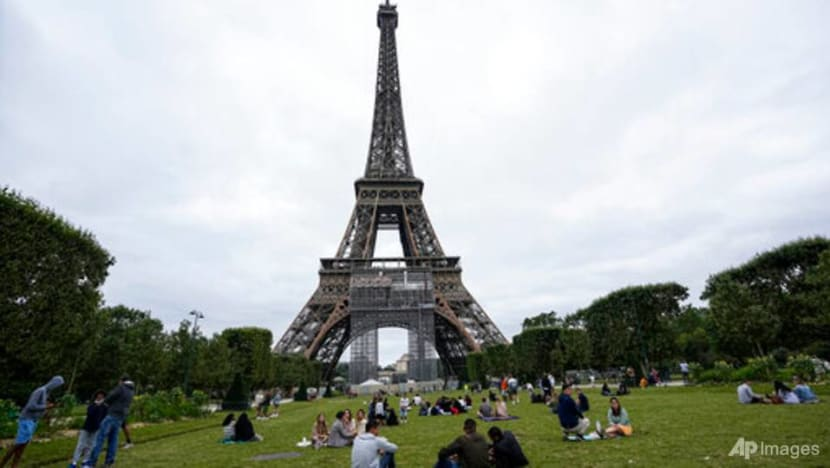 France requires COVID-19 pass for Eiffel Tower, tourist venues