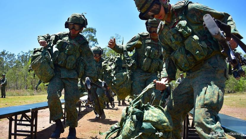 New safety measures for armoured training implemented at Exercise Wallaby