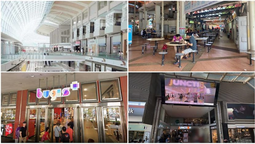 Marina Bay Sands, Yuhua Market and Hawker Centre among places visited by COVID-19 cases during infectious period