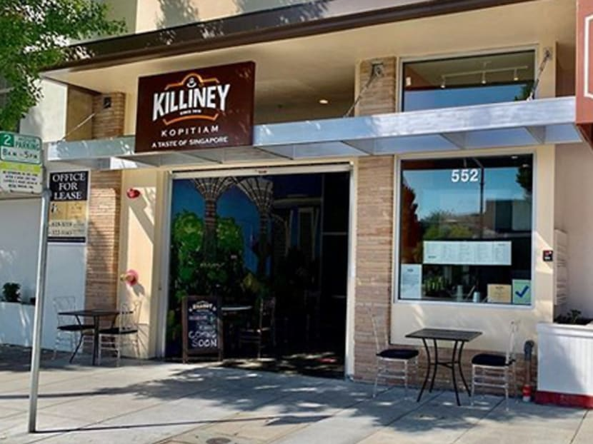 Singapore's Killiney Kopitiam opens in first US location, draws long lines