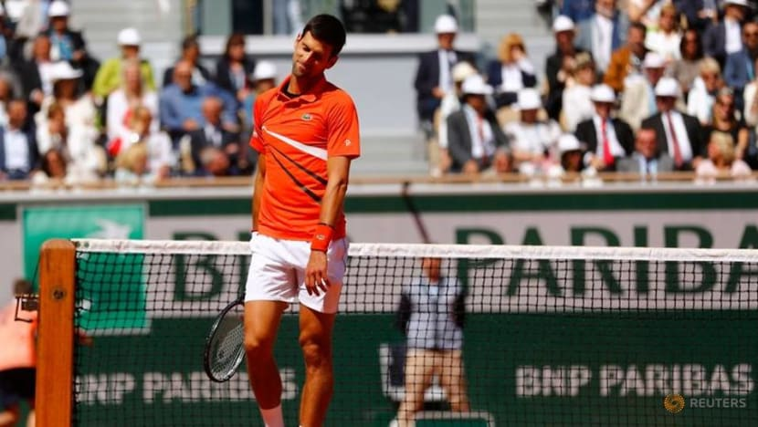 Tennis: Djokovic out to make amends in Paris for US Open fiasco