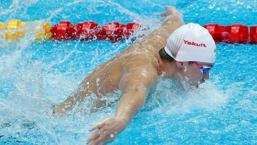 Swimming: Schooling fails to make 100m butterfly semis at FINA World Championships