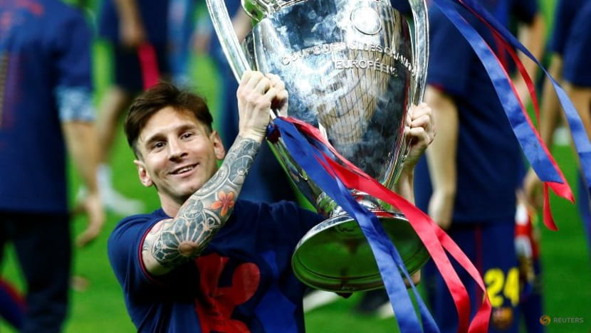 Football: What next for Messi after Barca departure?