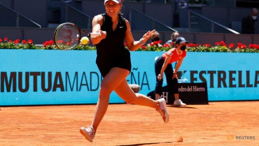 Tennis-Barty gains Badosa revenge to set up Sabalenka final in Madrid