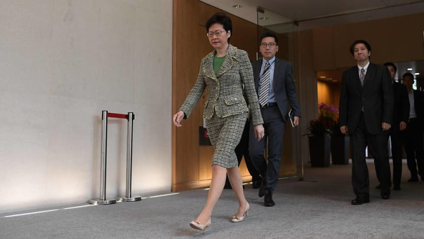 20,000 apply for chance to 'vent anger' at Hong Kong leader Carrie Lam during dialogue session