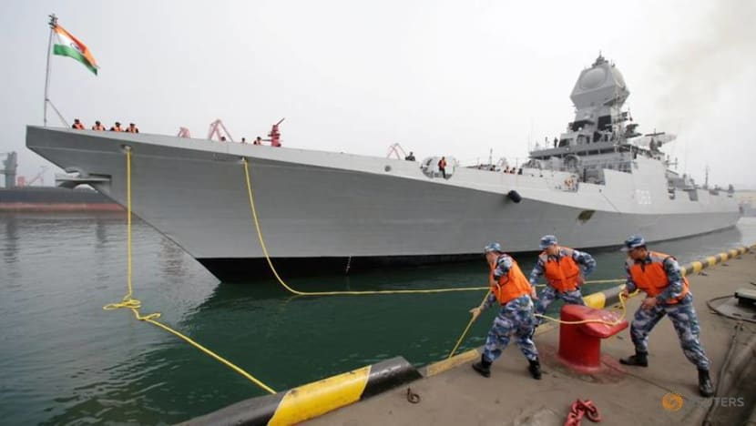 India deploys warships in South China Sea as part of 'Act East' policy