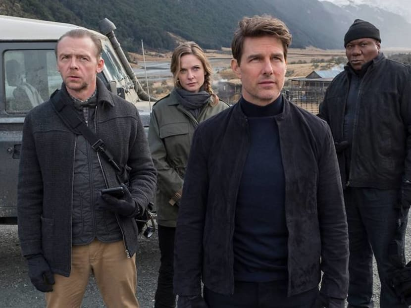 The Mission: Impossible 6 cast thought Tom Cruise was going to die doing his stunts