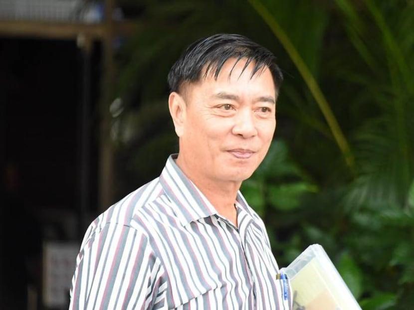 Veteran actor charged with striking man with metal scraper at Singapore Islamic Hub