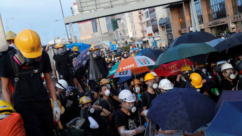 Address protest grievances, AmCham tells Hong Kong leaders