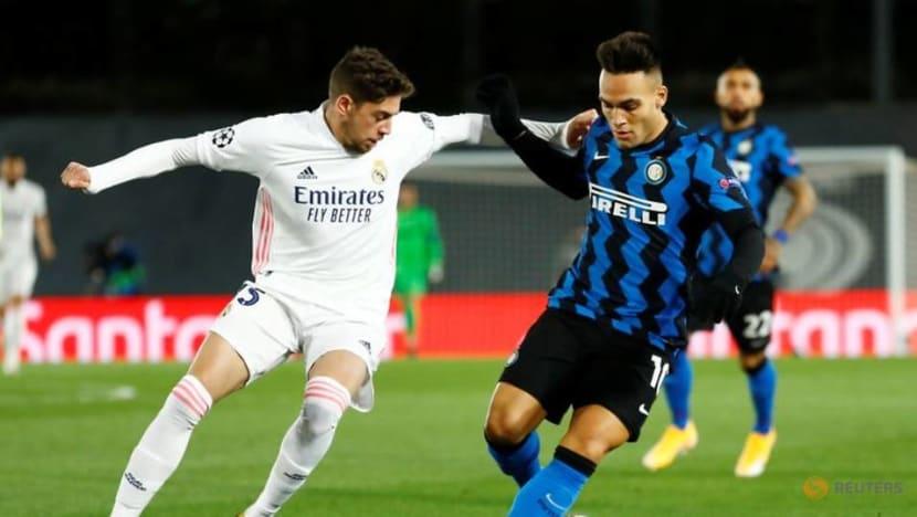 Football: Real's Valverde sustains fractured leg