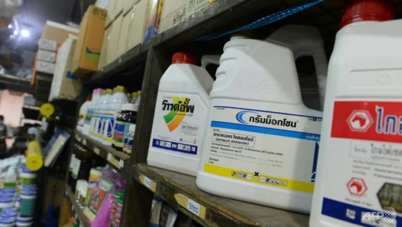Thailand reverses ban on weed killer linked to cancer