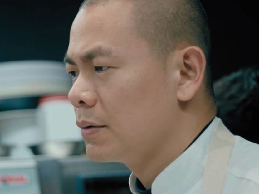 Leaving Singapore and Michelin stars: Chef Andre Chiang's story revealed in new film