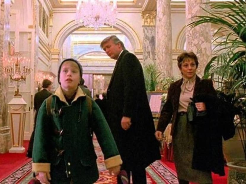 Trump says it was an 'honour' to appear in Home Alone 2