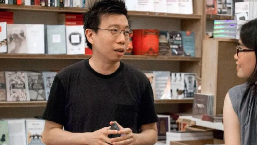 Growing up poor, fighting naysayers and injustices: BooksActually's Kenny Leck goes On the Record