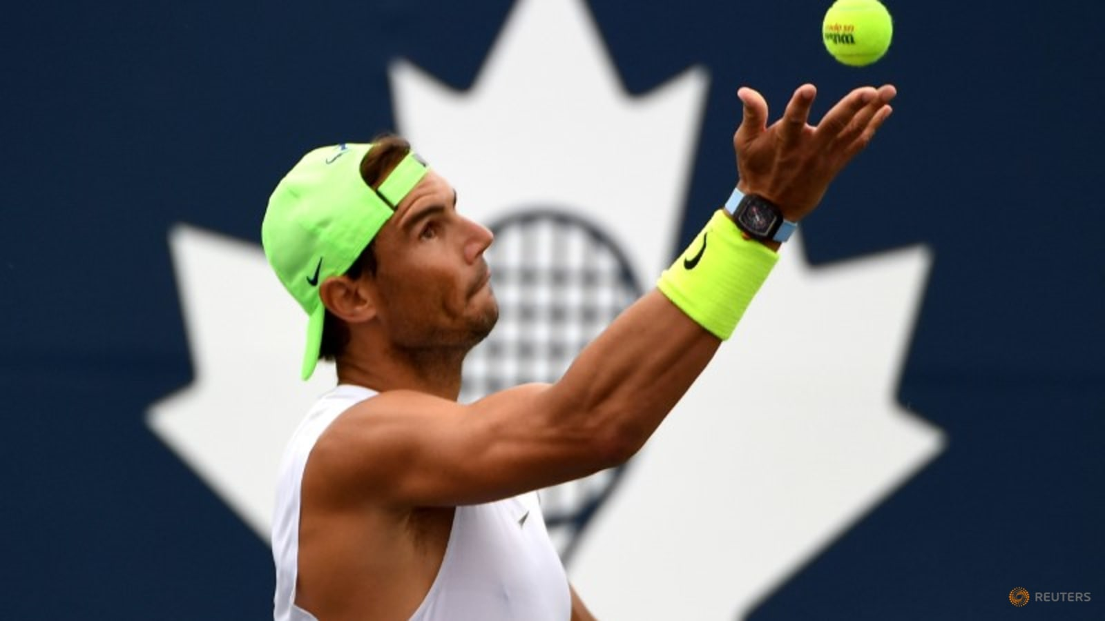 Tennis-Nadal withdraws from Cincinnati hardcourt event with foot injury thumbnail
