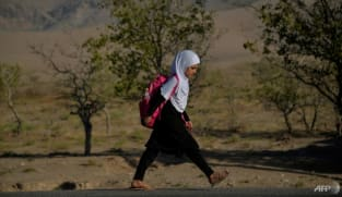 'Why can't we study?': Afghan girls still barred from school