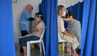 Sultan of Johor expresses disappointment over state's low COVID-19 vaccination rates