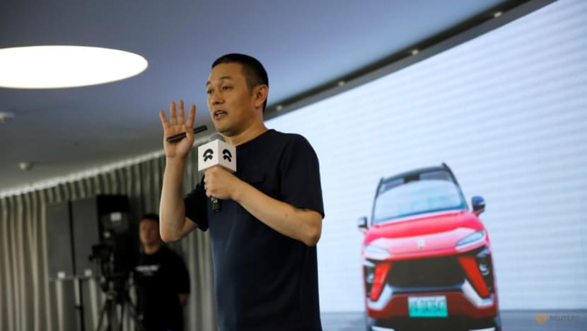 China's Nio aims to take on Volkswagen, Toyota with new brand