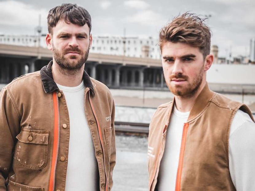 The Chainsmokers returning to Singapore for their first stadium show in August