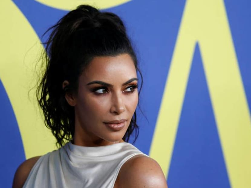 Legally brunette? Kim Kardashian is now studying to become a lawyer