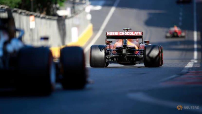 Formula 1: Norris says F1 stewards should rethink his grid drop