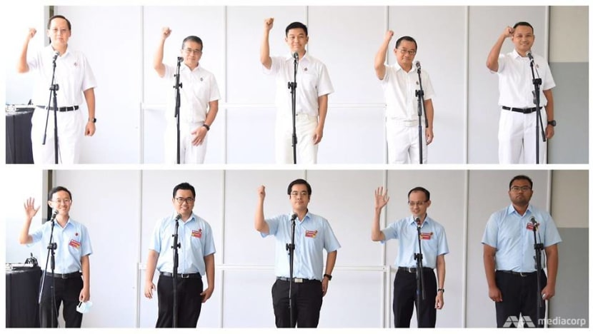GE2020: WP and PAP to go head to head in Marine Parade GRC